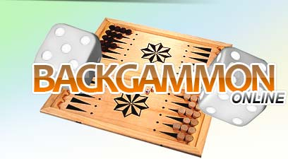 backgammon start setup